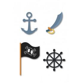 Atrezzo Pirata
