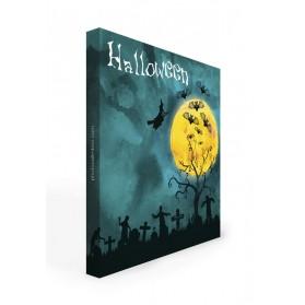 Photocall Halloween cementerio 2 m.