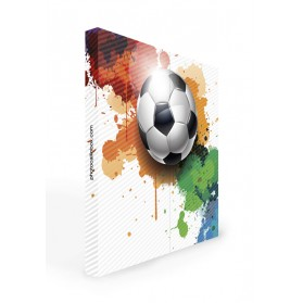 Photocall fútbol balón 2 m.