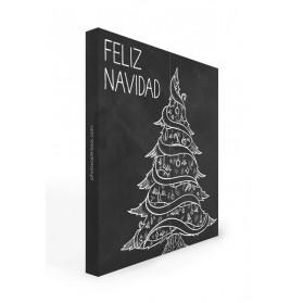 Navidad Pizarra 2 m.