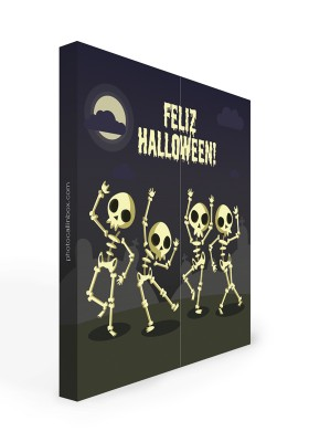 Halloween Esqueletos 2M
